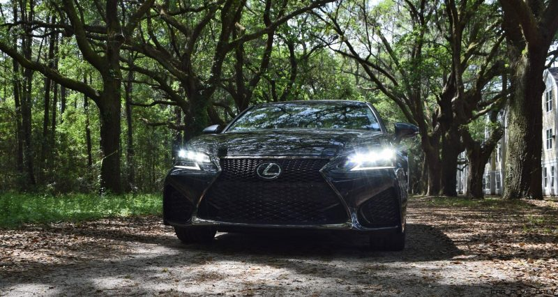 2016 Lexus GSF - South Carolina Angel Oaks 11