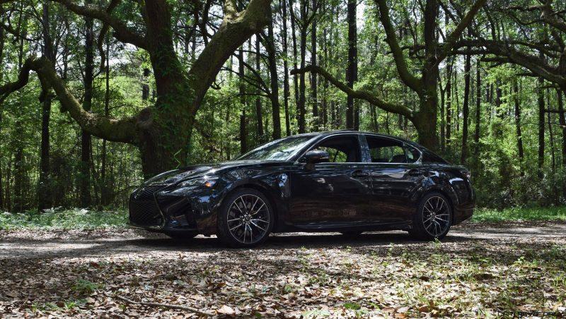 2016 Lexus GSF - South Carolina Angel Oaks 17