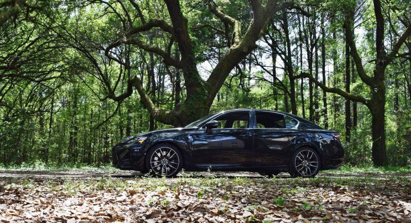 2016 Lexus GSF - South Carolina Angel Oaks 18