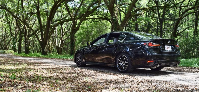 2016 Lexus GSF - South Carolina Angel Oaks 20
