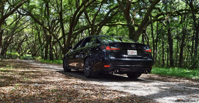 2016 Lexus GSF - South Carolina Angel Oaks 21