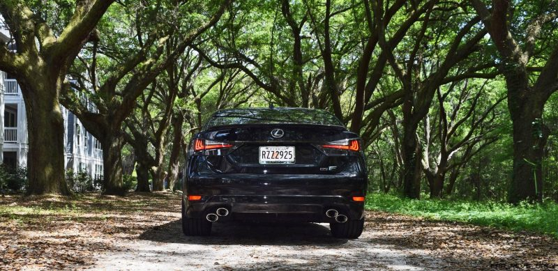 2016 Lexus GSF - South Carolina Angel Oaks 23
