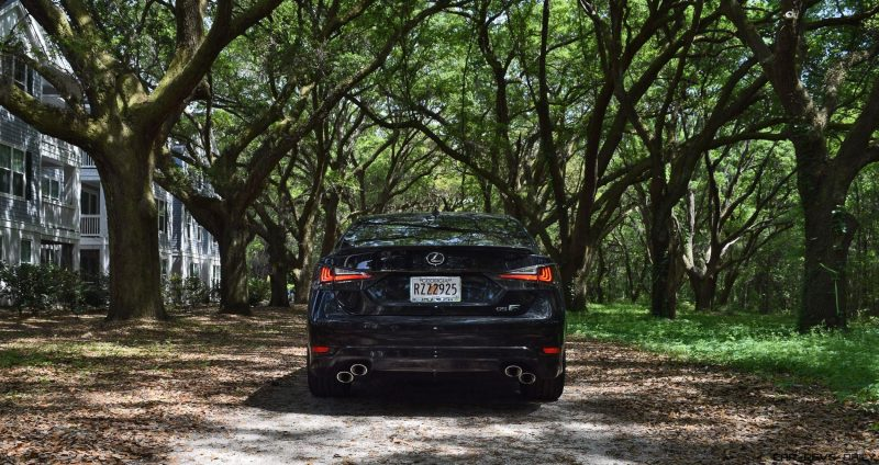 2016 Lexus GSF - South Carolina Angel Oaks 25