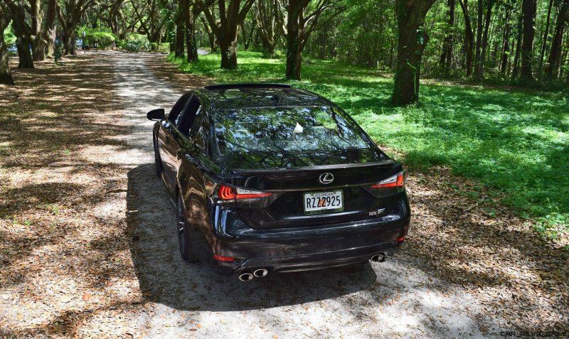 2016 Lexus GSF - South Carolina Angel Oaks 27