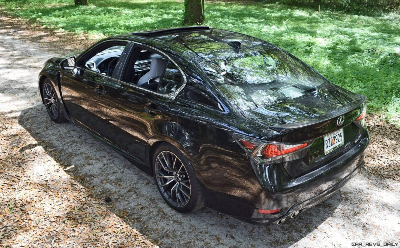 2016 Lexus GSF - South Carolina Angel Oaks 28