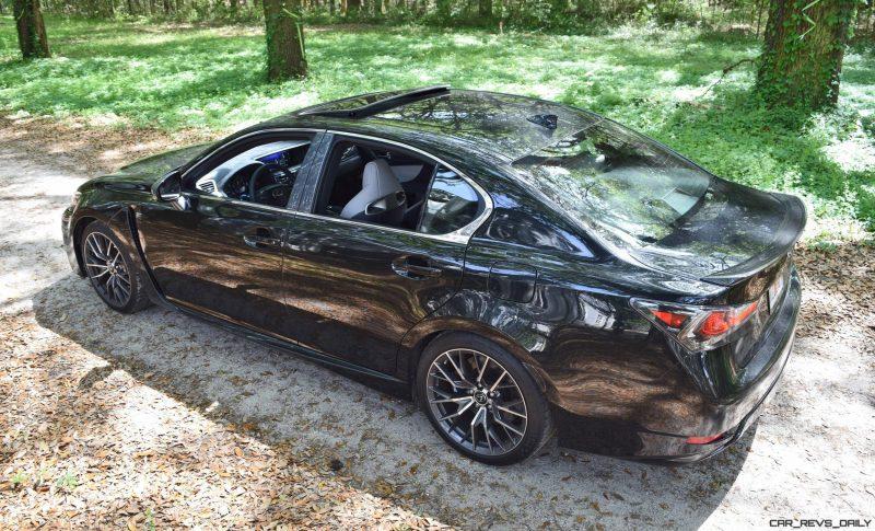 2016 Lexus GSF - South Carolina Angel Oaks 29