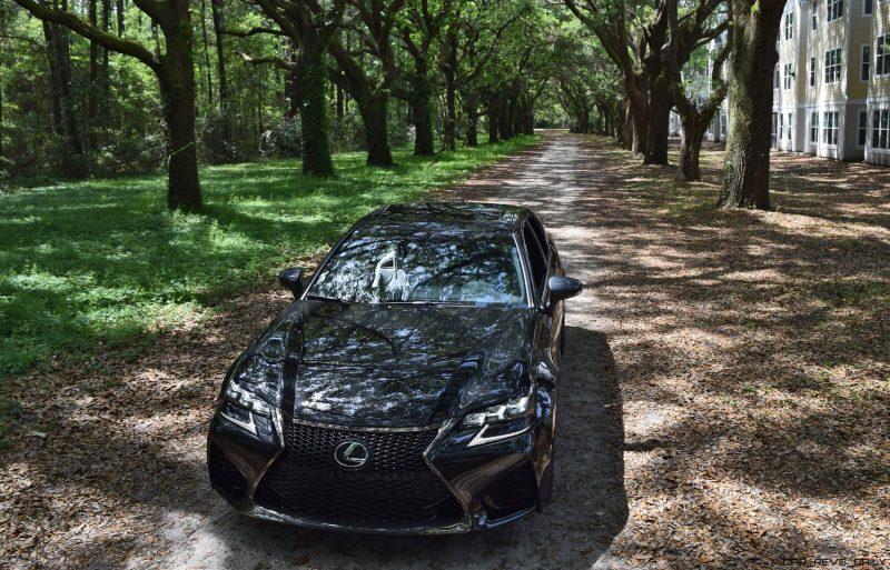 2016 Lexus GSF - South Carolina Angel Oaks 33