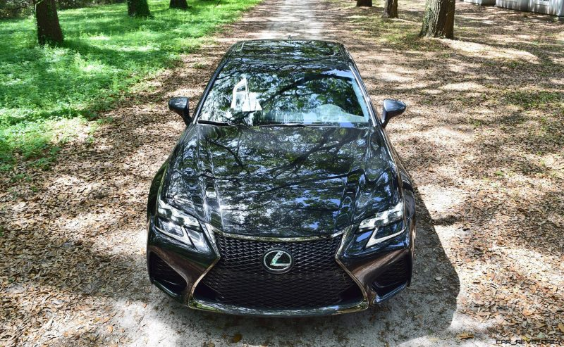 2016 Lexus GSF - South Carolina Angel Oaks 34