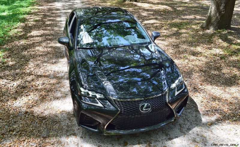 2016 Lexus GSF - South Carolina Angel Oaks 35