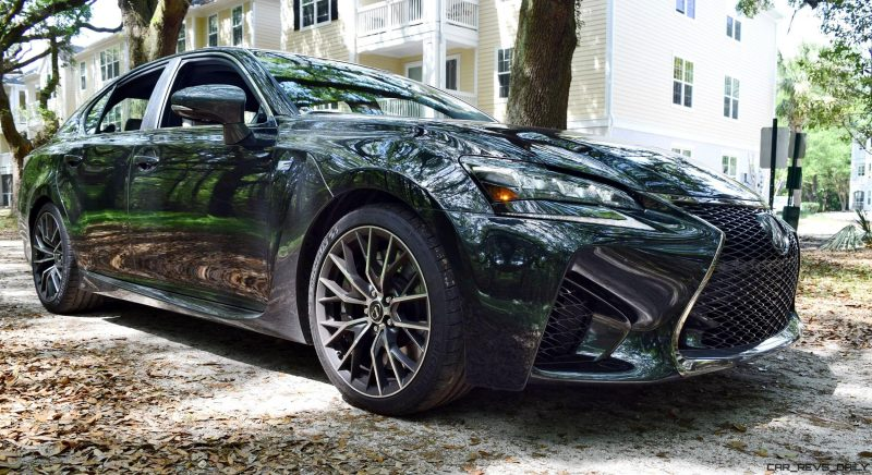 2016 Lexus GSF - South Carolina Angel Oaks 36