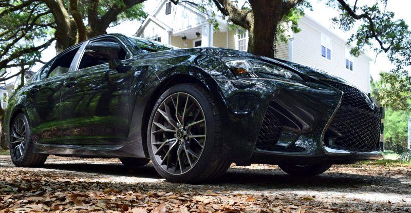 2016 Lexus GSF - South Carolina Angel Oaks 37