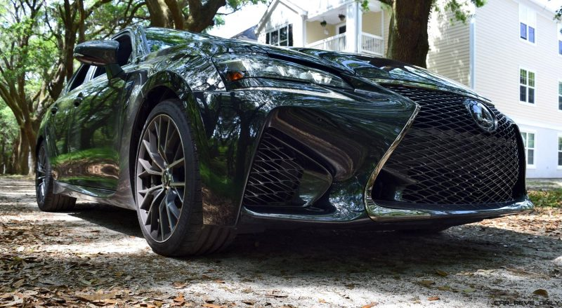 2016 Lexus GSF - South Carolina Angel Oaks 38