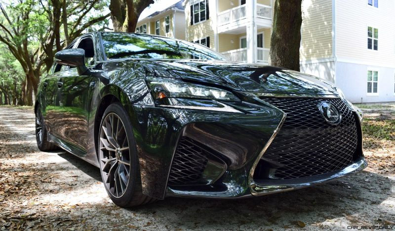 2016 Lexus GSF - South Carolina Angel Oaks 39