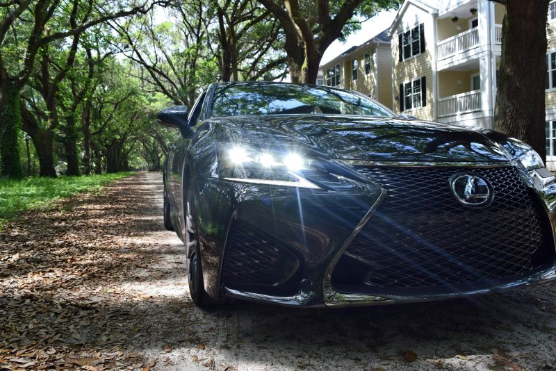 2016 Lexus GSF - South Carolina Angel Oaks 40