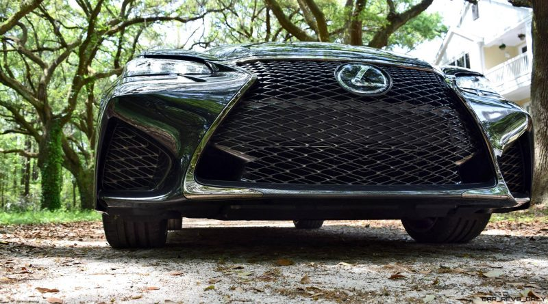 2016 Lexus GSF - South Carolina Angel Oaks 41