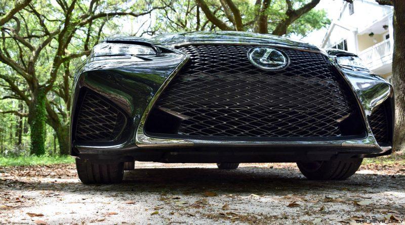 2016 Lexus GSF - South Carolina Angel Oaks 41