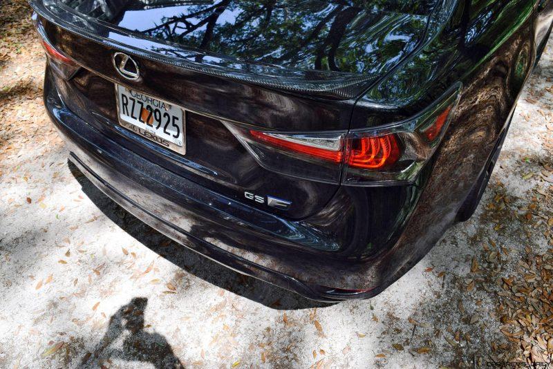 2016 Lexus GSF - South Carolina Angel Oaks 46