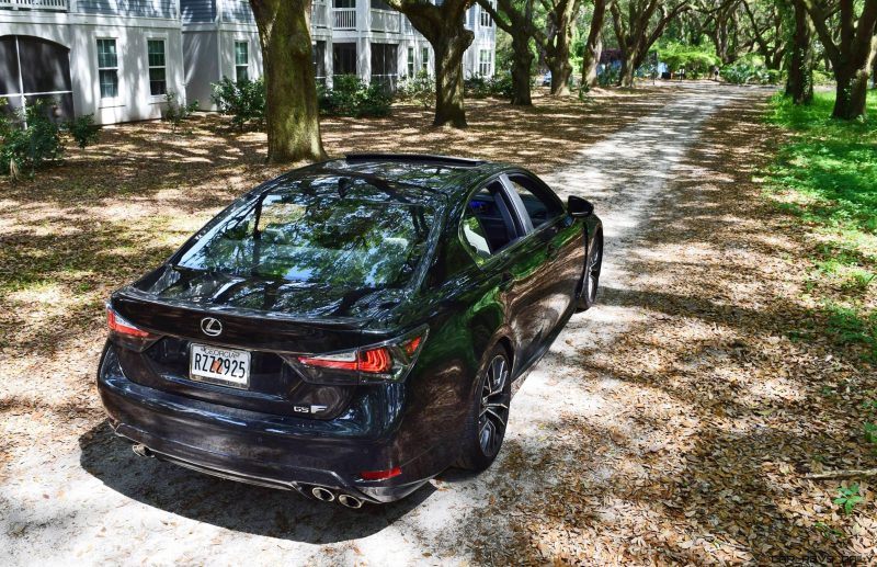 2016 Lexus GSF - South Carolina Angel Oaks 47