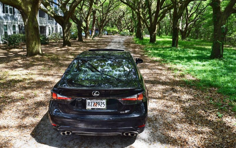 2016 Lexus GSF - South Carolina Angel Oaks 48