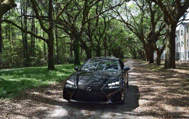 2016 Lexus GSF - South Carolina Angel Oaks 52