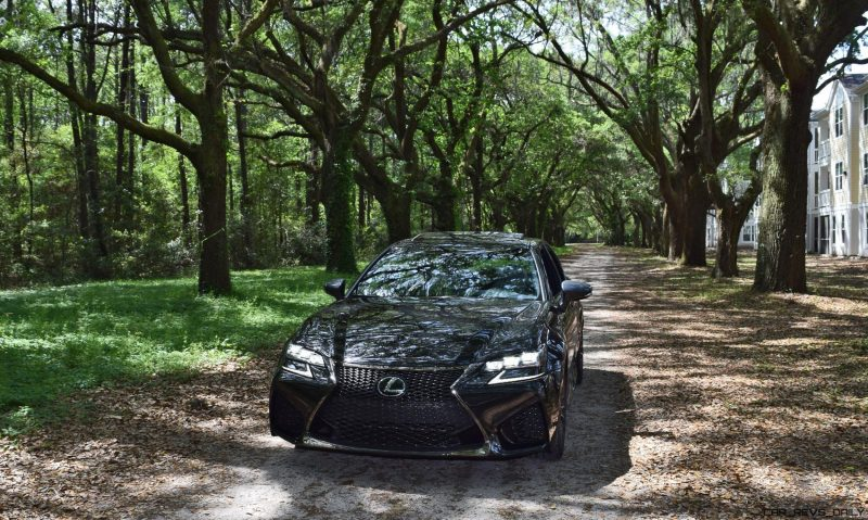 2016 Lexus GSF - South Carolina Angel Oaks 53
