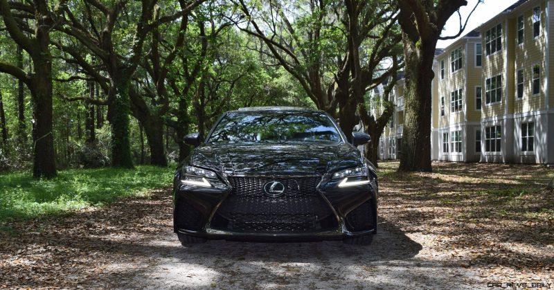 2016 Lexus GSF - South Carolina Angel Oaks 57