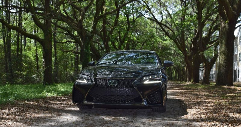 2016 Lexus GSF - South Carolina Angel Oaks 58