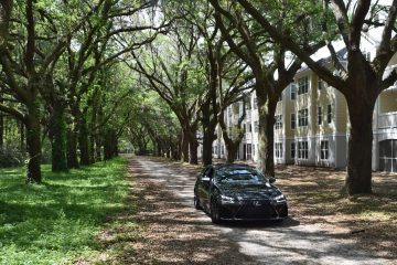 2016 Lexus GSF - South Carolina Angel Oaks 6