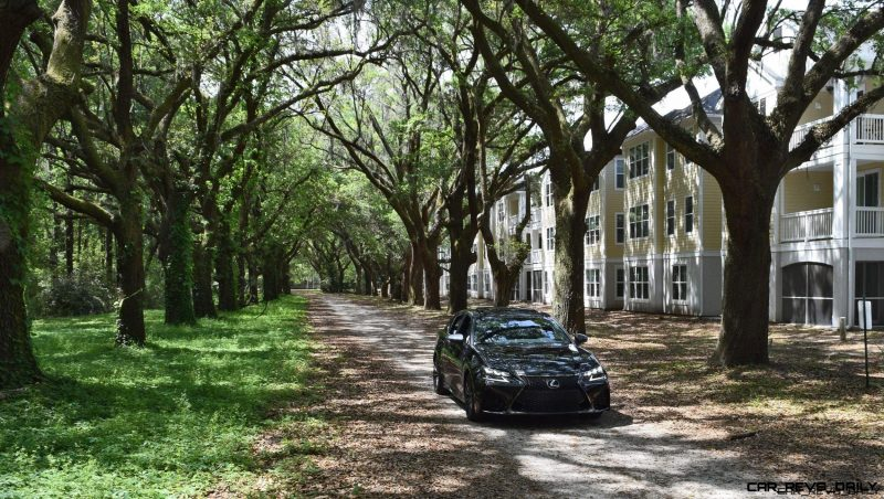 2016 Lexus GSF - South Carolina Angel Oaks 6