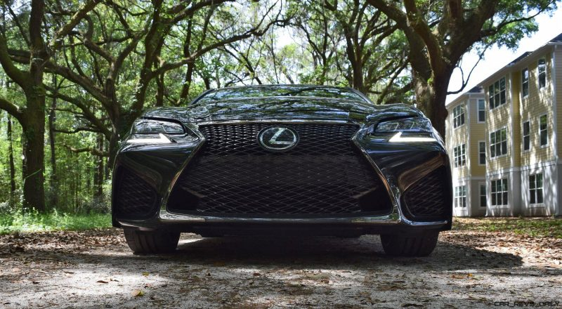 2016 Lexus GSF - South Carolina Angel Oaks 60