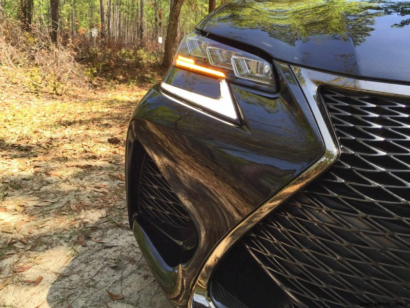 2016 Lexus GSF - South Carolina Angel Oaks 64