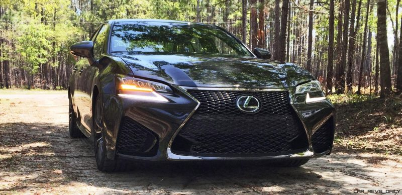 2016 Lexus GSF - South Carolina Angel Oaks 66