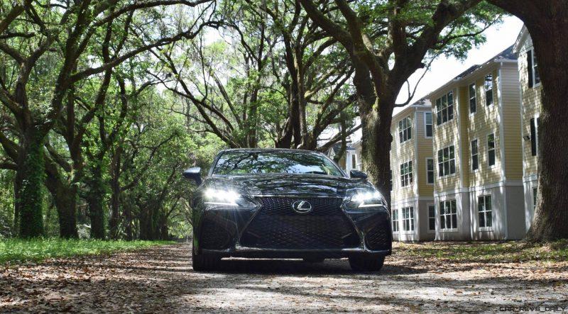 2016 Lexus GSF - South Carolina Angel Oaks 7
