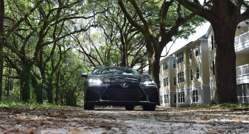 2016 Lexus GSF - South Carolina Angel Oaks 8