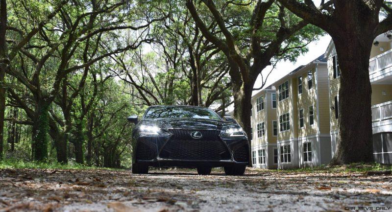 2016 Lexus GSF - South Carolina Angel Oaks 8