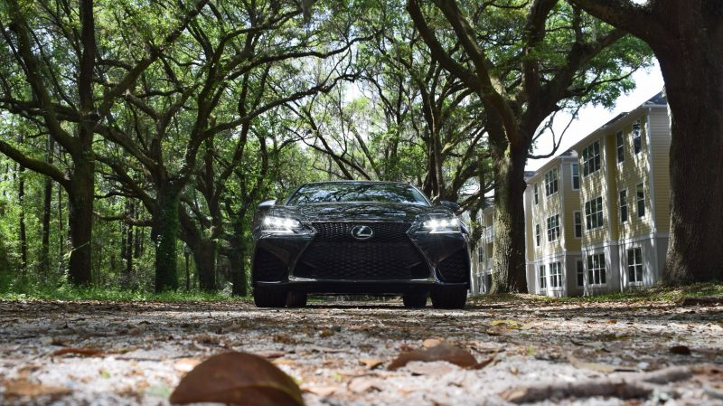 2016 Lexus GSF - South Carolina Angel Oaks 9