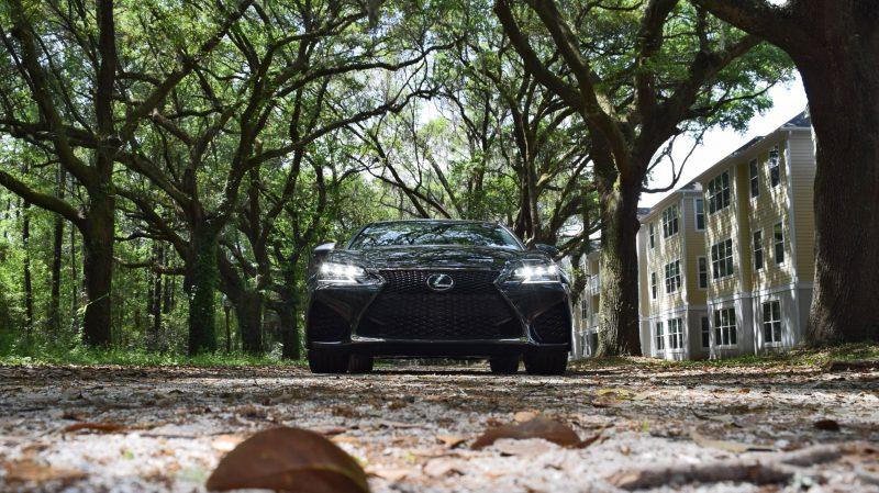 2016 Lexus GSF - South Carolina Angel Oaks 9