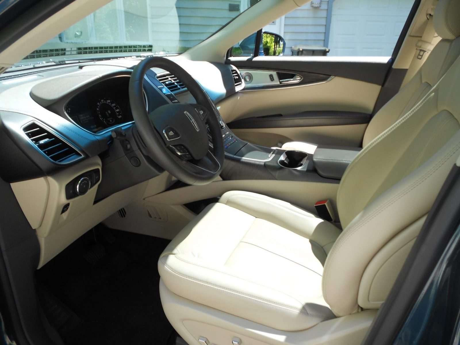 2016 Lincoln Mkx Interior Ken Glassman 6
