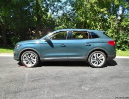 "Road Test Review – 2016 Lincoln MKX AWD – By Ken ""Hawkeye"" Glassman"