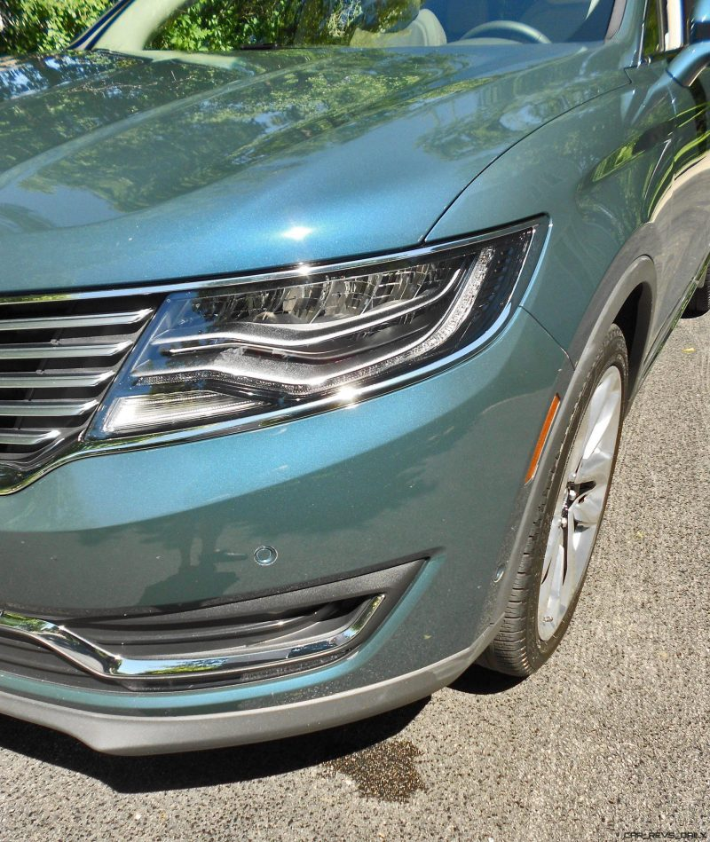 2016 Lincoln Cars: 2016 Lincoln MKX AWD