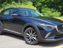 Road Test Review – 2016 Mazda CX-3 Grand Touring – By Carl Malek