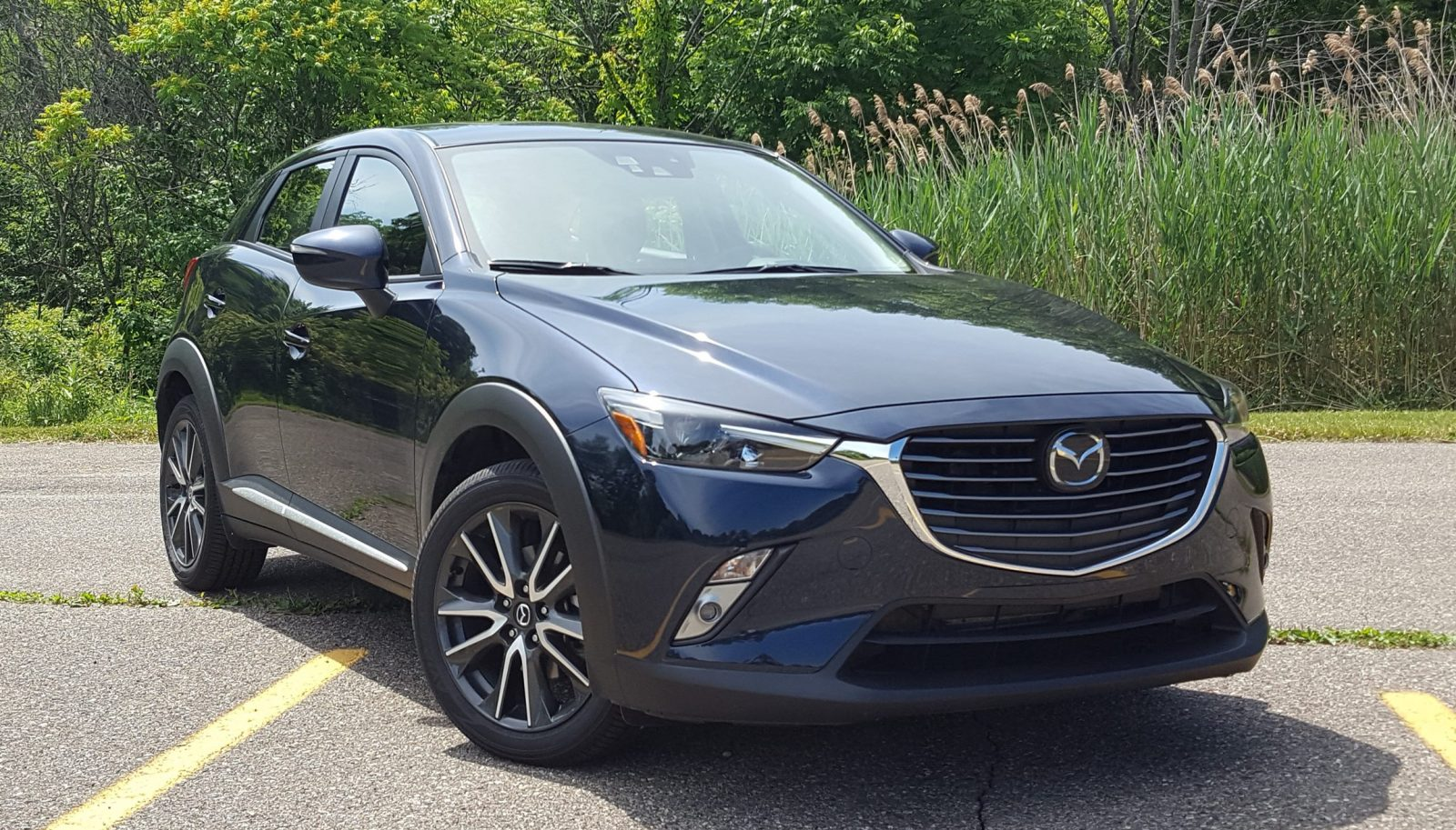 road test review 2016 mazda cx 3 grand touring by carl malek car revs. Black Bedroom Furniture Sets. Home Design Ideas