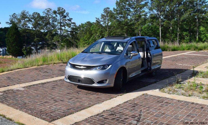 2017 Chrysler PACIFICA Limited- EXTERIOR 14