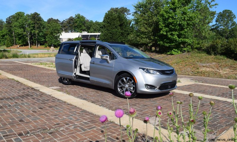 2017 Chrysler PACIFICA Limited- EXTERIOR 16
