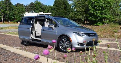2017 Chrysler PACIFICA Limited- EXTERIOR 17