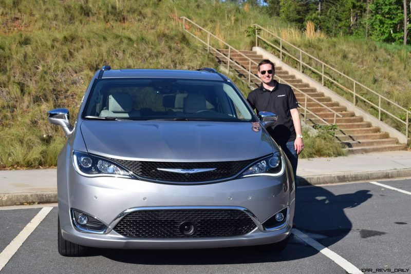 2017 Chrysler PACIFICA Limited- EXTERIOR 2