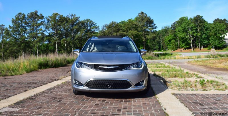 2017 Chrysler PACIFICA Limited- EXTERIOR 4