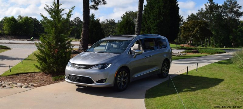 2017 Chrysler PACIFICA Limited- EXTERIOR 46