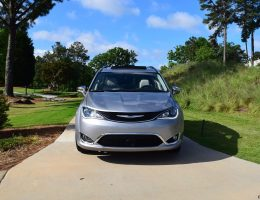 2017 Chrysler PACIFICA Limited - First Drive VIDEO Review + 78 Photos