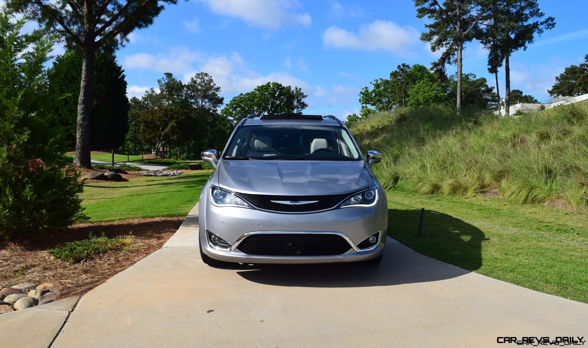 2017 Chrysler Pacifica Limited First Drive Video Review 78 Photos